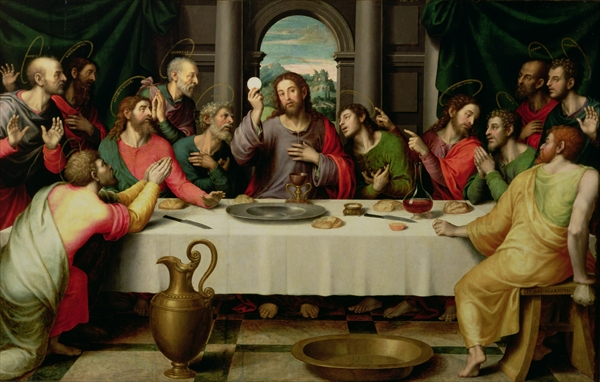 Preparing for Sunday-The Lord's Table Makes a Church