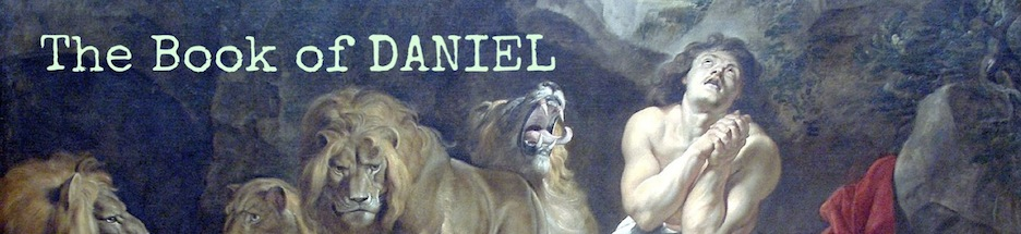 Preparing for Sunday – Daniel 1-12