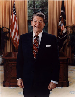 Cap-Quotes: Leadership Habits from President Reagan