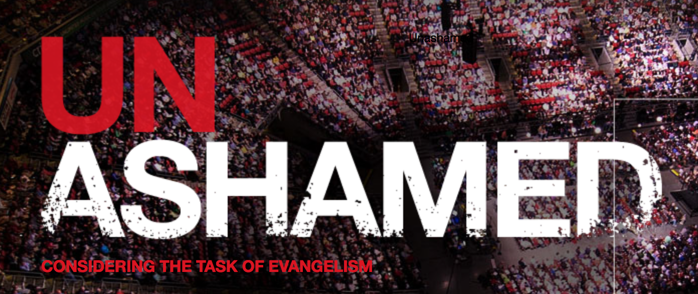 Be Unashamed – T4G 2014